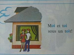 L'inizio dei miei studi di francese