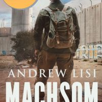 Want a FREE excerpt of MACHSOM? A new Adventure Thriller novel